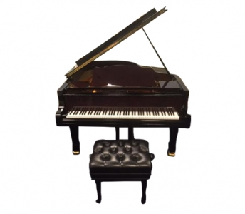 Estonia Model 190 'Hidden Beauty' Grand Piano and Bench
