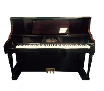 "Heintzman ""121"" Polished Mahogany"
