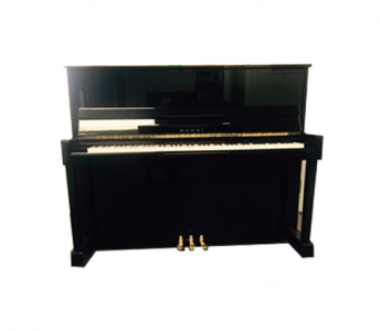 Kawai C121D Upright Polished Ebony