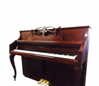 Koehler & Campbell 244 Satin Cherry